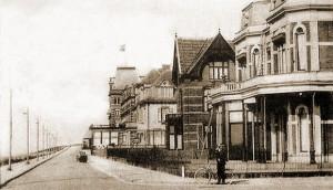 Boulevard Barnaart circa 1900