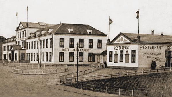 Hotel Groot Badhuis Restaurant