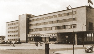 Hotel Bouwes in 1953