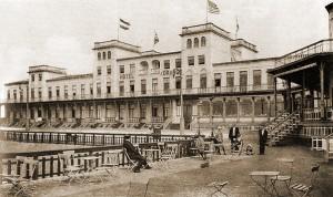 Hotel d'Orange in 1900