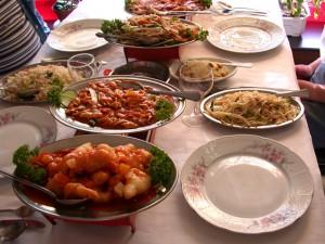 Ein herrliches chinesisches Essen bei Fong Lie