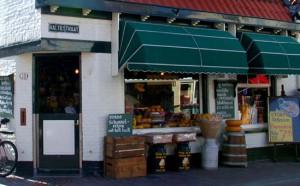 De Kaashoek for great cheese shopping in Zandvoort