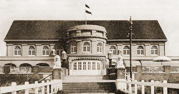Het Kurhaus – Zandvoort 1913