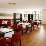 Meer Restaurant bij NH Hotel