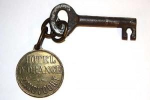 Hotel d'Orange key