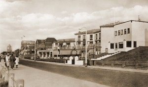 Boulevard Paulus Loot um 1930