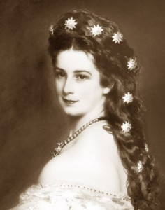 De Oostenrijk-Hongaarse Keizerin Elizabeth (Sisi)