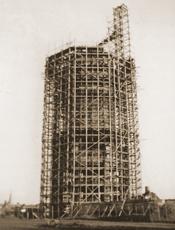 Reconstructie van het watertoren