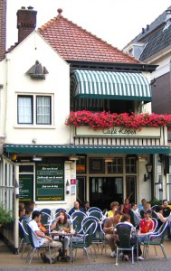 Cafe Koper in Kerkplein