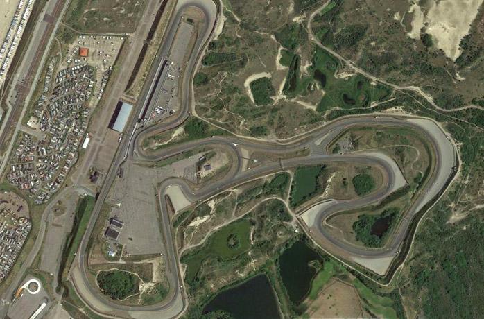 Circuito Zandvoort : Circuit zandvoort motorsport racing track netherlands