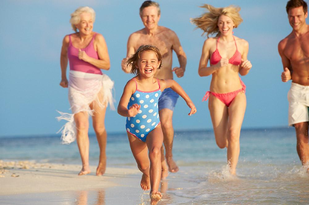 Zandvoort is a great family resort