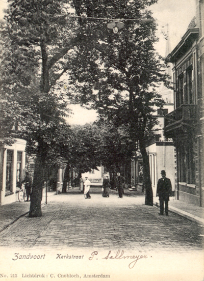 Another view looking down the Kerkstraat