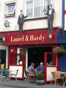 Laurel & Hardy Bar Zandvoort