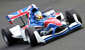 Zandvoort Circuit Car