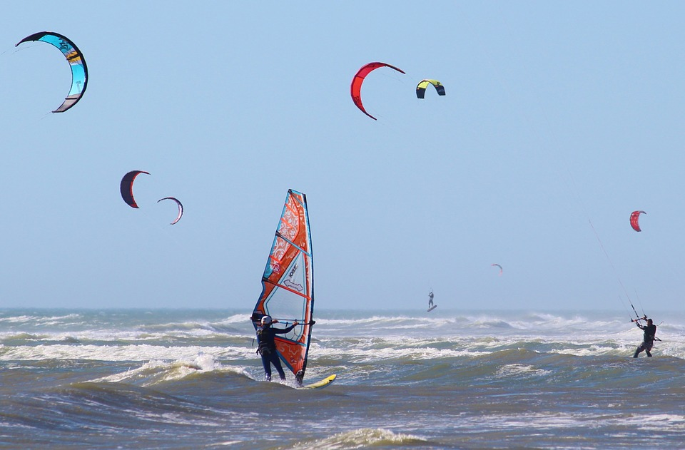 Kitesurfing Windsurfing Zandvoort
