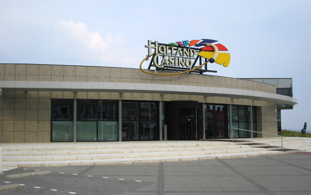 Das Holland Casino Zandvoort - Poker, Blackjack usw.