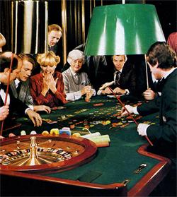 Playing Roulette at Holland Casino Zandvoort
