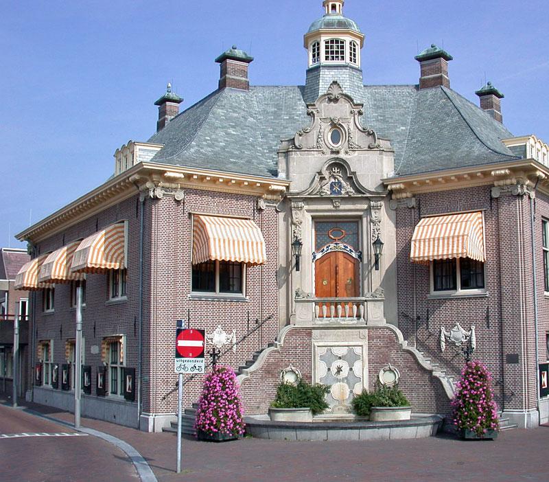 Zandvoort Town Hall (Radhuis)